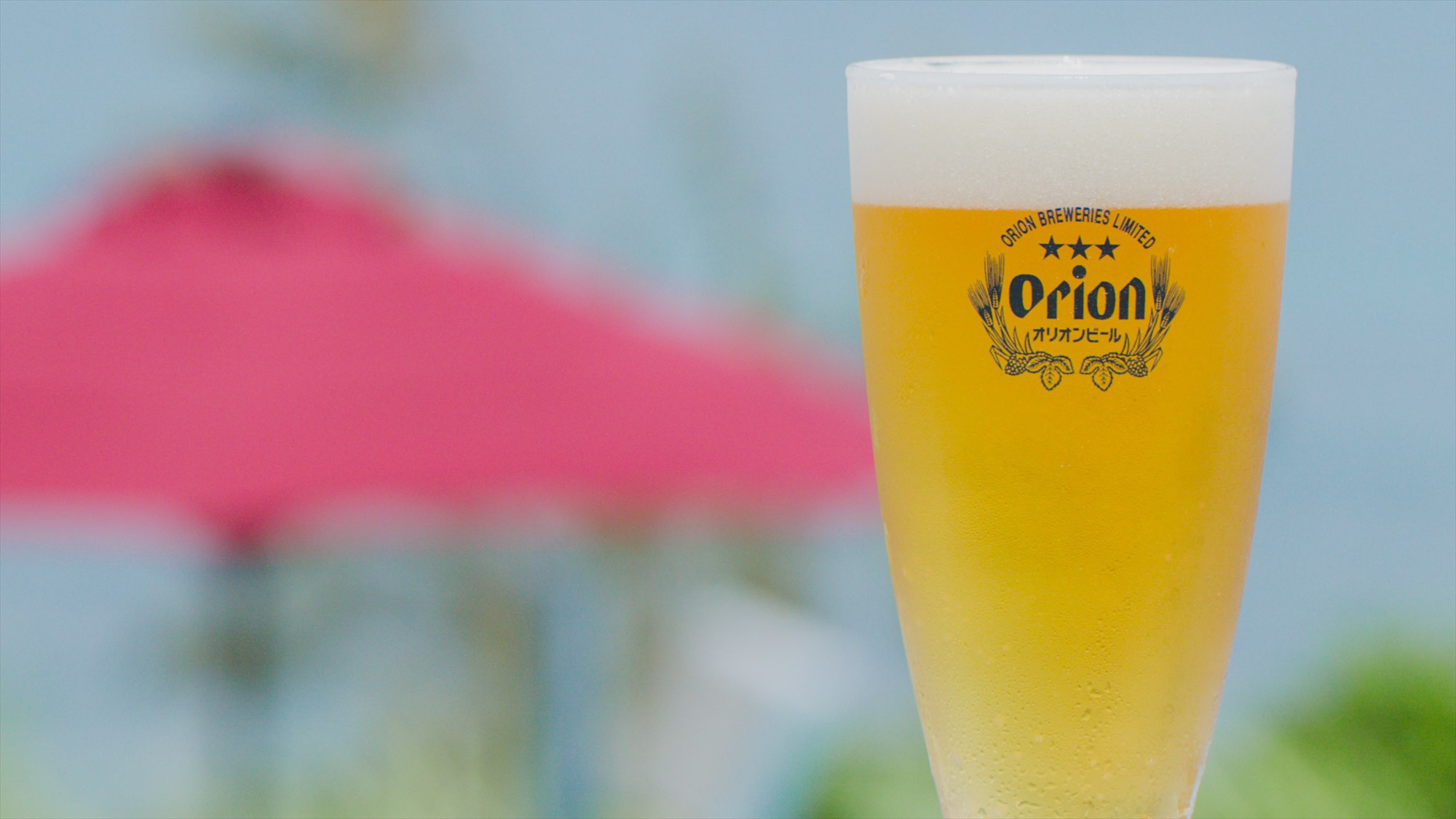 ・ORION BEER