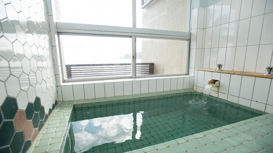 貸切風呂「神亀の湯」