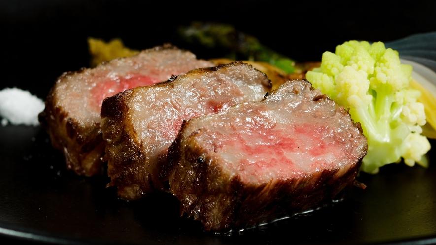 レストラン ル・トリアノン葉山牛ディナー※イメージ