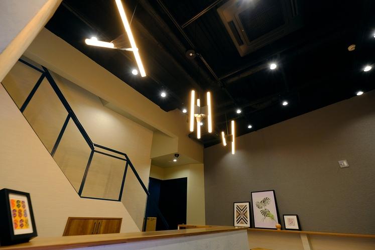 フロント照明