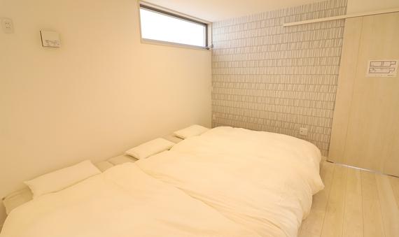 【はなれ1】寝室1部屋利用で一棟貸切【禁煙】