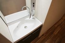 洗面所/Wash Basin