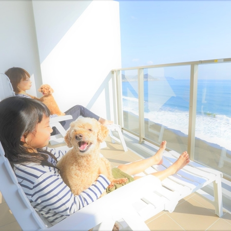 レジーナリゾート鴨川−Dog Wellness Beach−