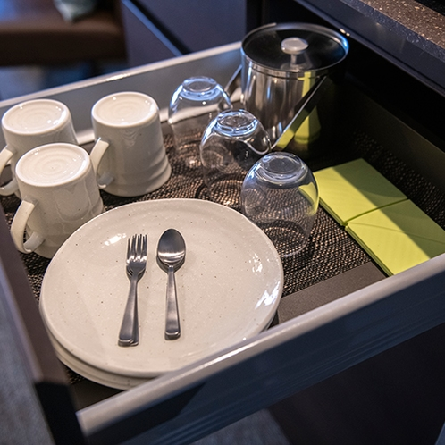 客室備品 食器