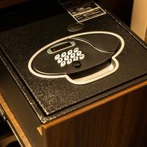 客室設備 セーフティボックス