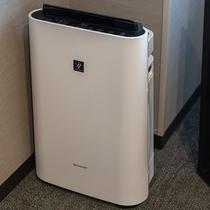 客室備品 加湿空気清浄機