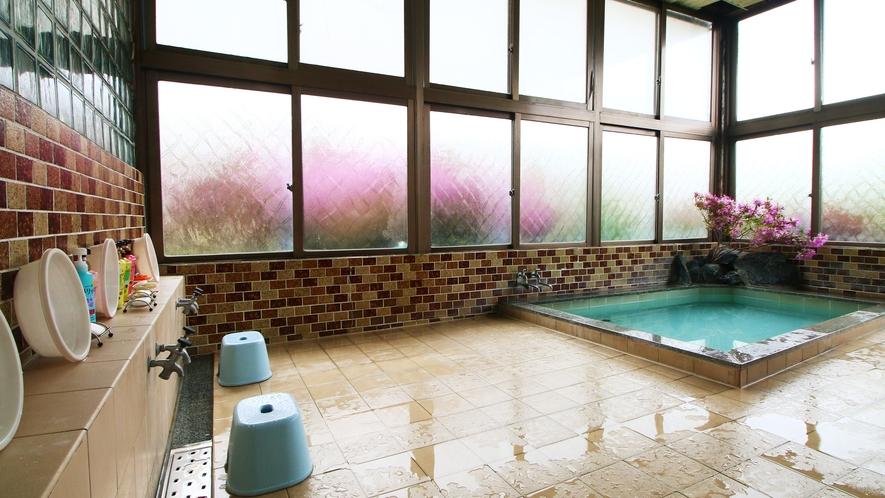 ■【お風呂】明るく開放的な雰囲気でご入浴☆