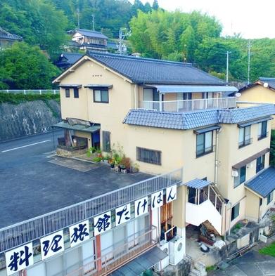 【素泊り】最終チェックイン 22時まで可能♪木曽川湖畔の静かな宿で過ごす〜1泊素泊り