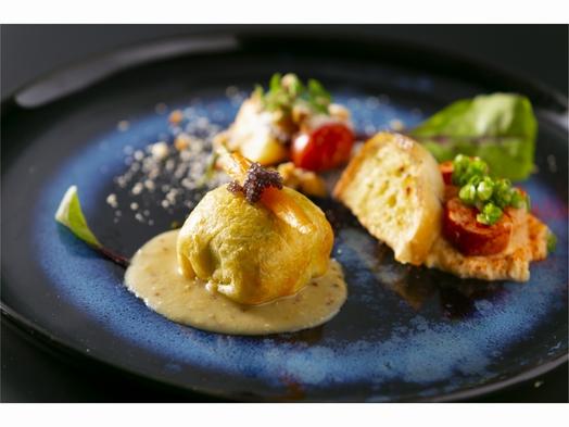 お部屋五番 【旬の食材を使った創作会席料理でおもてなし】 六花スタンダード プラン