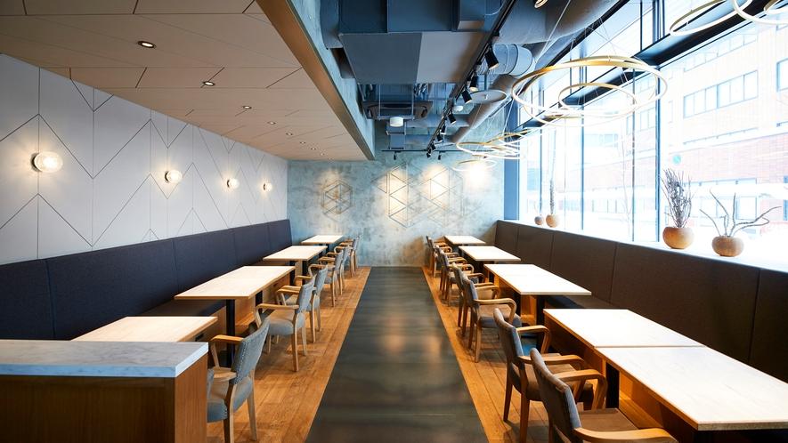 【施設】1階レストラン