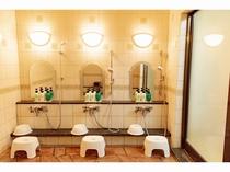 男性専用シャワールーム