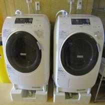 洗濯機・乾燥機コーナー