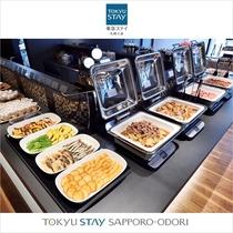 2Fレストラン「oyoba-re」でのご朝食