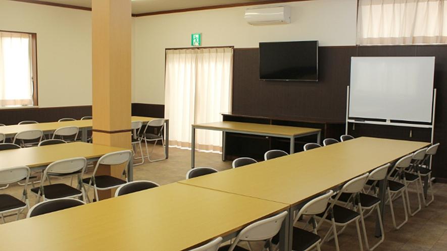*【会議室】敷地内には会議室もございます。