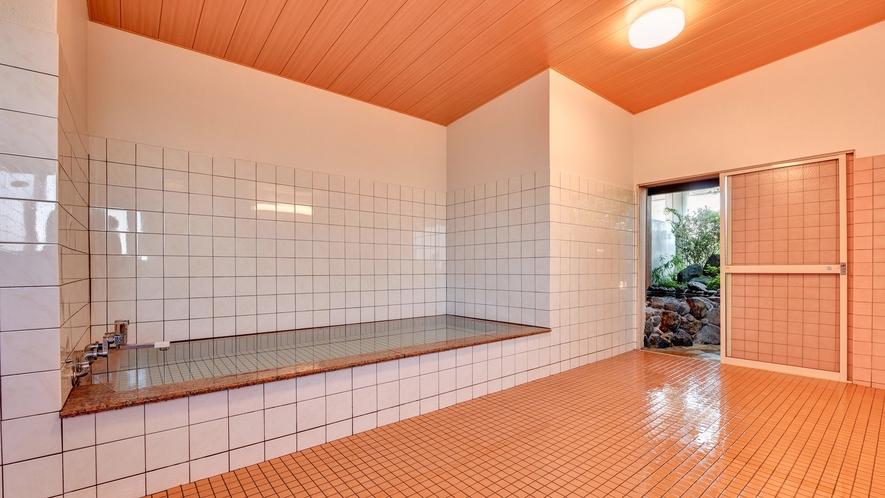 *【喜水館/大浴場(男性)】入浴時間:16:00~21:00