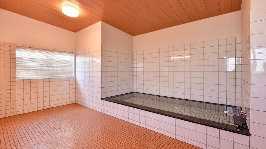 *【喜水館/大浴場(女性)】入浴時間:16:00~21:00
