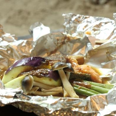 【炉端焼き味わう基本2食付】ジビエを味わう木曽の味・・・炉端で串焼き体験《炉端焼き》【信州朝ごはん】