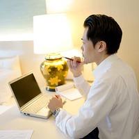 ホテルにこもってお仕事【テレワーク・リモートワークプラン昼食 特製 和×フレンチお弁当付き】
