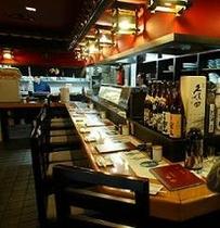 本格割烹料理 串金(カウンター席)