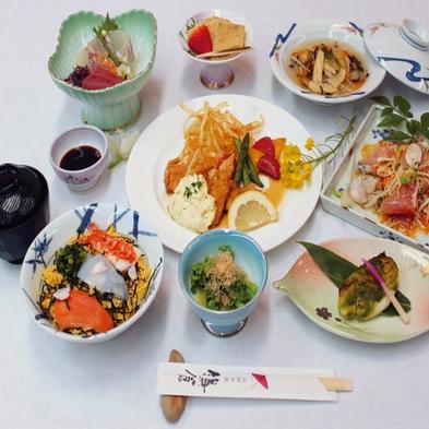"""【2食付】夕食は""""和食会席""""プラン"""