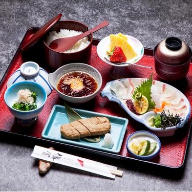 【夕食付】『活き鯛めし』宇和島郷土料理堪能プラン♪