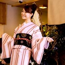 【レンタル着物(有料)】10月~5月限定 憧れの着物姿ではんなり京都めぐりしませんか?