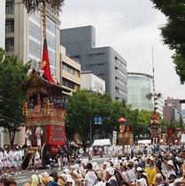 【祇園祭】