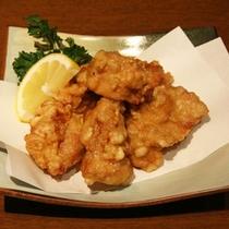 *【夕食一例】若鶏のからあげ