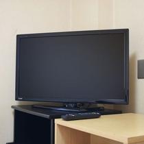 全室大型TV導入