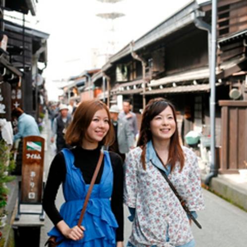 【散策 三之町】飛騨高山の古い町並は見処たっぷり!