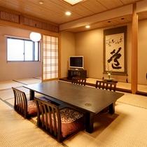 和室上層階の客室