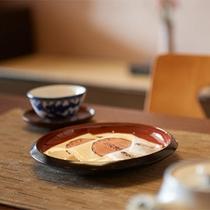 お茶菓子イメージ