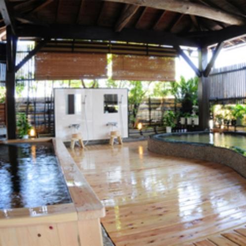 6階露天風呂付き大浴場