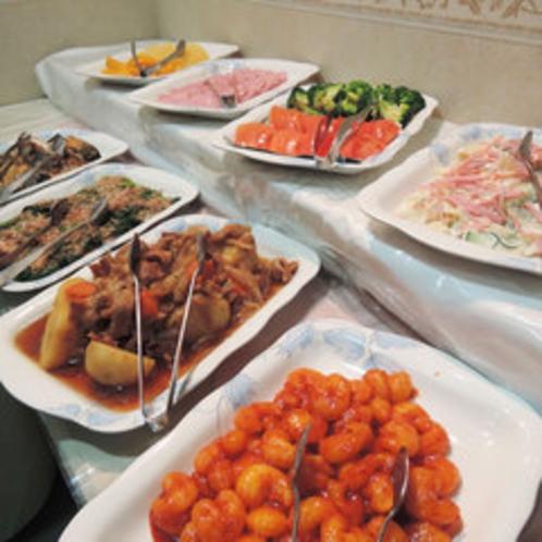 *【朝食バイキング一例】バラエティ豊かなお料理をご用意させていただいております。