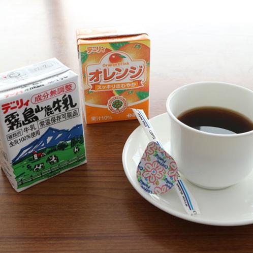 ★【朝食バイキング一例】食後にはコーヒーをどうぞ♪