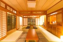 広い和室(12畳間)