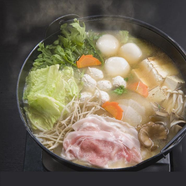 ヤマトポーク『柳生鍋』(イメージ)