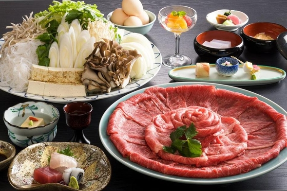 【伊賀牛すき焼き】柔らかお肉♪伊賀牛をすき焼きで ♪