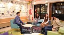 エムズ京都インフォメーションセンター ゆっくりと旅の予定を考えられる休憩スペース