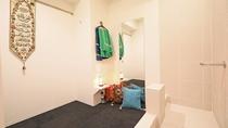 エムズ京都インフォメーションセンター イスラム教の礼拝室もございます
