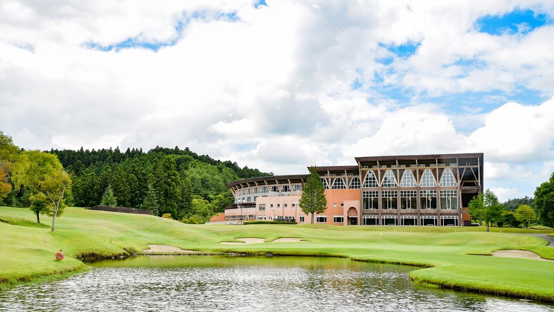 *外観/木造建築の商業施設では日本最大級の規模を誇る滞在型リゾートホテル