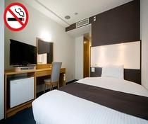 禁煙シングルB(Bed140×195cm)