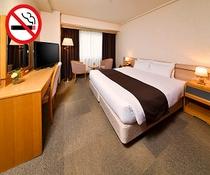 禁煙ダブルルーム(Bed170×195cm)