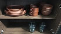 客室備品:食器類