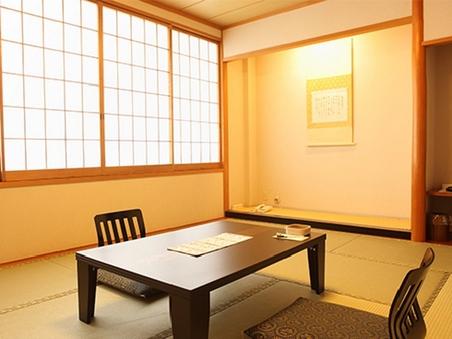 くつろぎ和室10畳【喫煙】Roomバストイレ付Wi-Fi完備