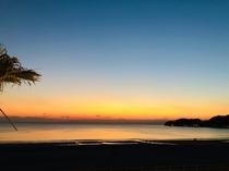 Zaimokuza Sunset Time