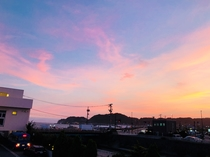 Kamakura Sunset Time