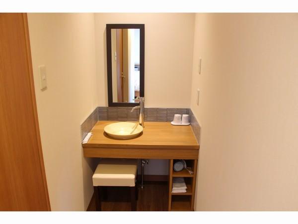 全室ウォシュレットトイレ洗面付