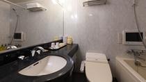 【浴室】トリプルルーム