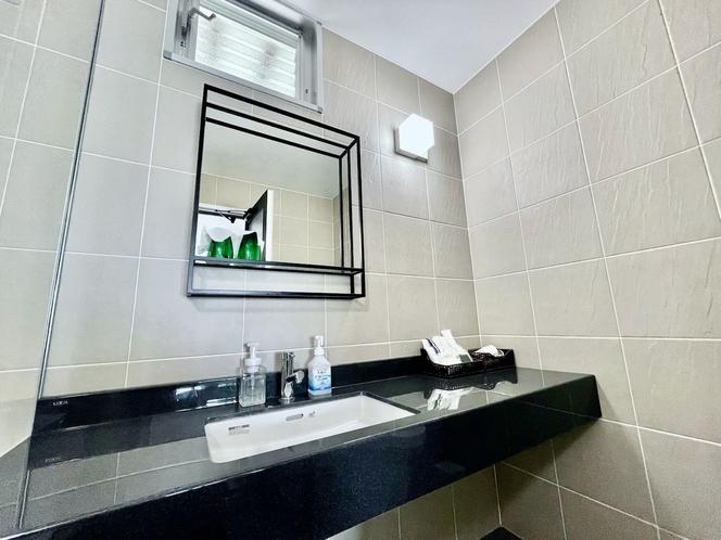 ■ツインルーム 洗面台